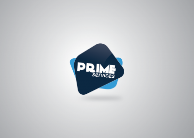 PrimeServices - Identidade Visual